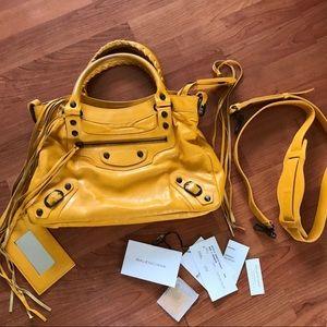 Balenciaga SAC town bag!